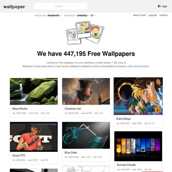 Free Wallpaper - Wallpoper
