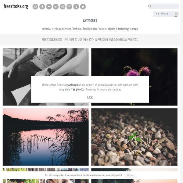 Freestocks.org - Free stock photos