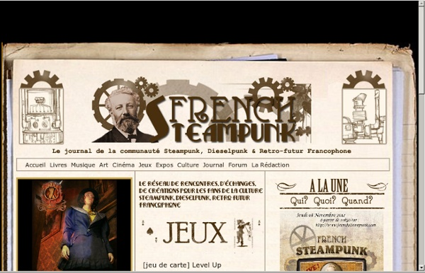 Frenchsteampunk.com