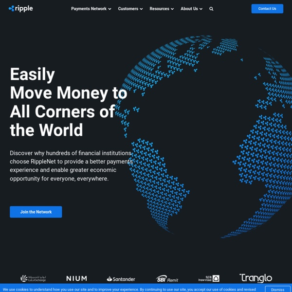 Welcome to Ripple