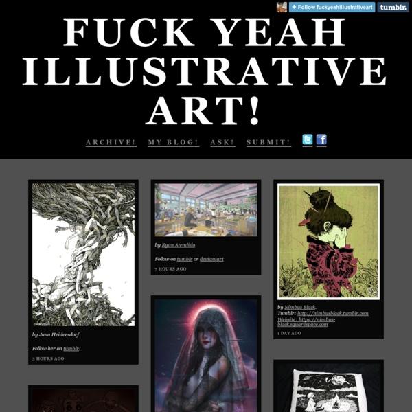 F*ck Yeah Illustrative Art!