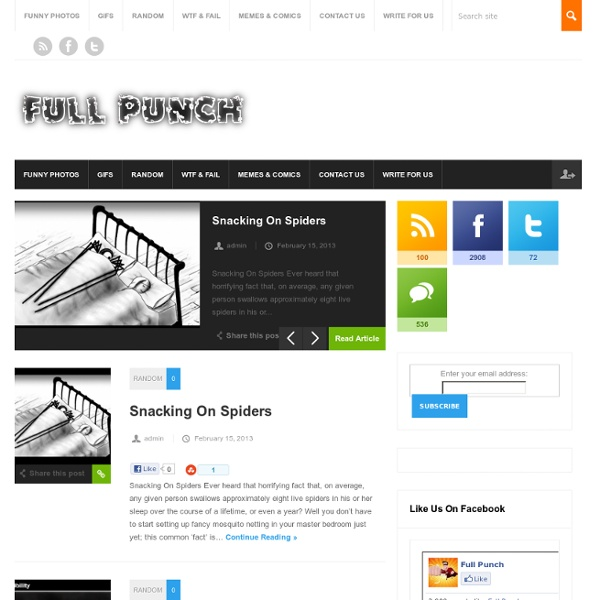 Full Punch - Punch The Bone Into The Brain