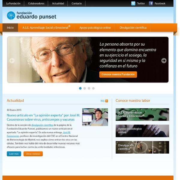 Fundación Eduardo Punset