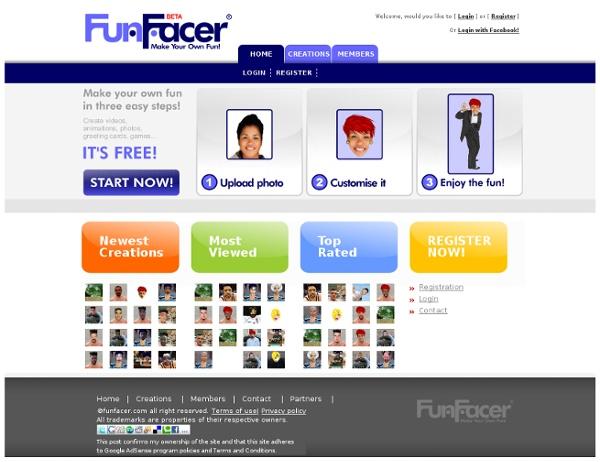 FunFacer - Make Your Own Fun!