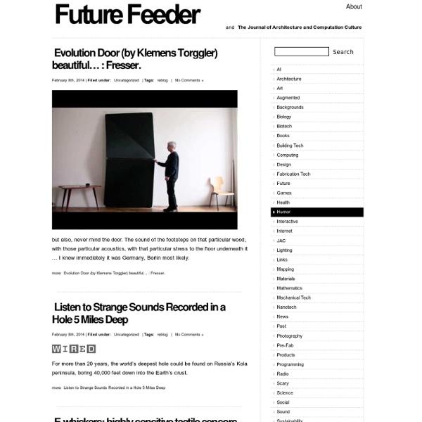 Future Feeder