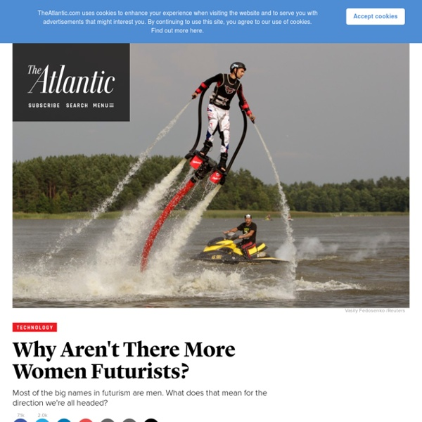 Futurism Needs More Women
