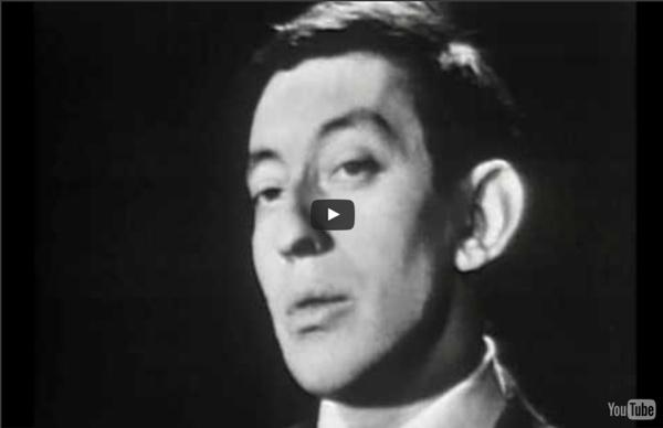 Serge Gainsbourg - La Javanaise (inédit)