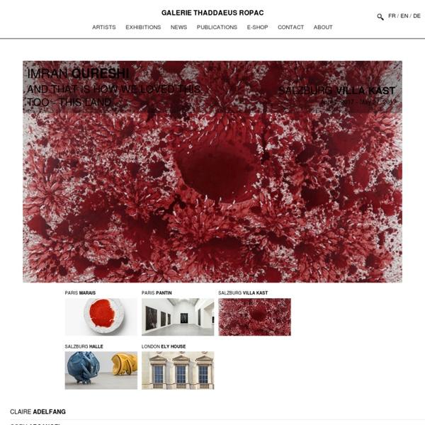 Descente - Galerie Thaddaeus Ropac