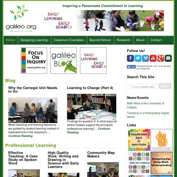 Galileo Educational Network