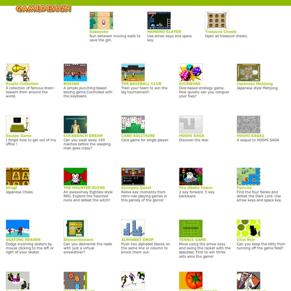 Free games and Flash games