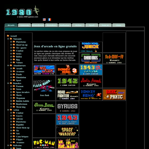 online spiele arcade