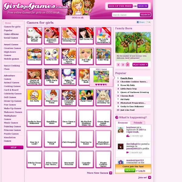 play girlsgogames free online