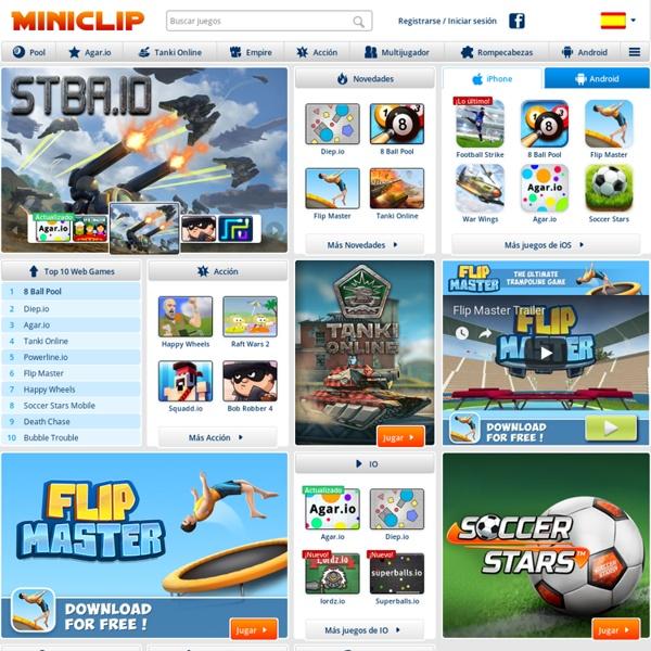 mini clip games online