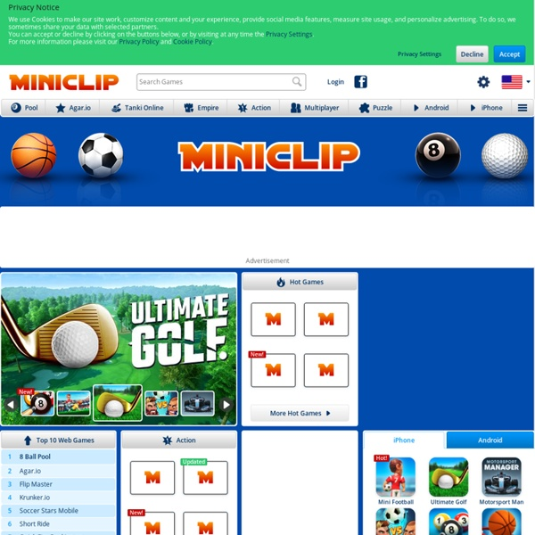 game at miniclip com play free