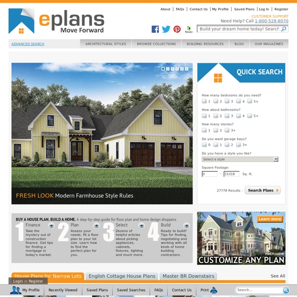House plans home plans floor plans and home designs from for Www eplans com