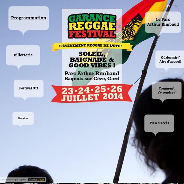 Du 23 au 26 juillet 2014 à Bagnols-sur-Cèze (Gard)