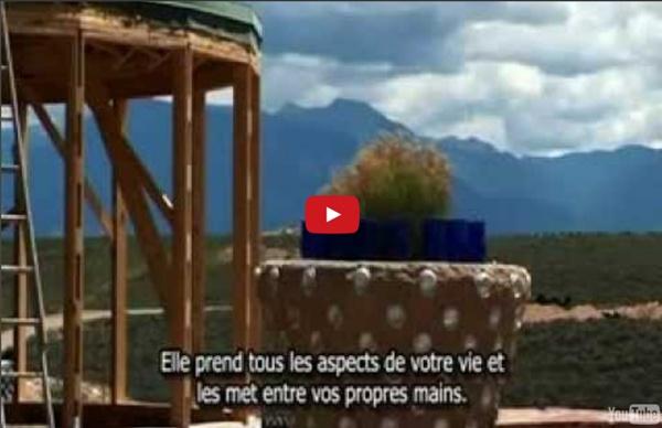 Garbage Warrior, Le film des Earthships avec sous-titre en francais!