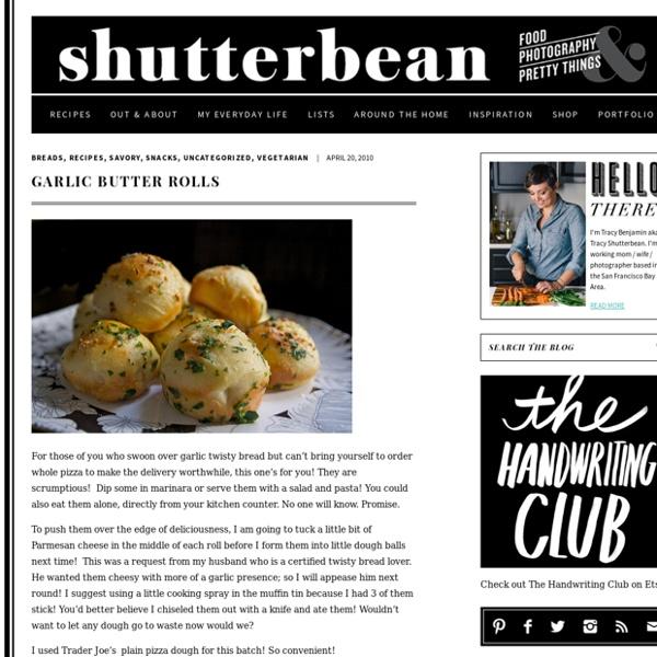 Garlic Butter Rolls › shutterbean