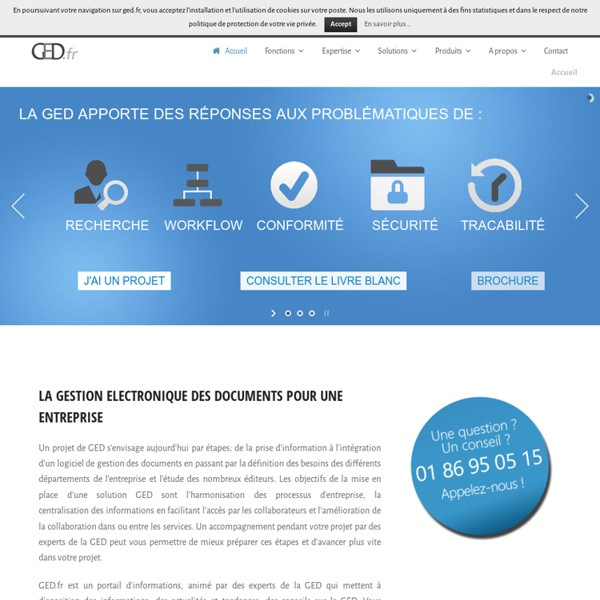 GED - GED.fr