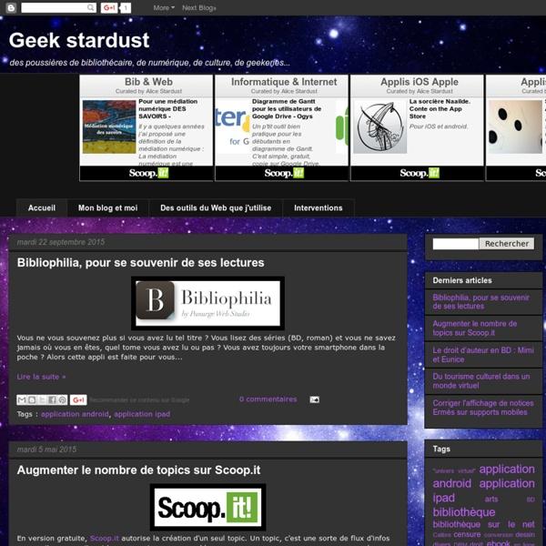 Geek stardust