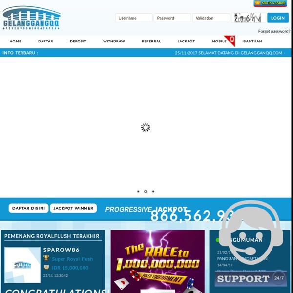 Situs Dominoqq, poker, capsa online terpercaya & terbaik di Indonesia