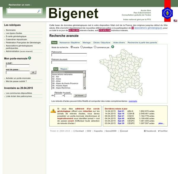 Bigenet