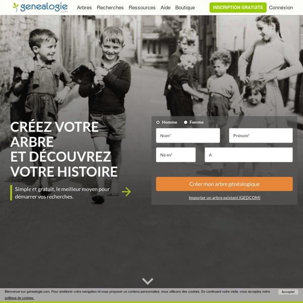 Généalogie.com