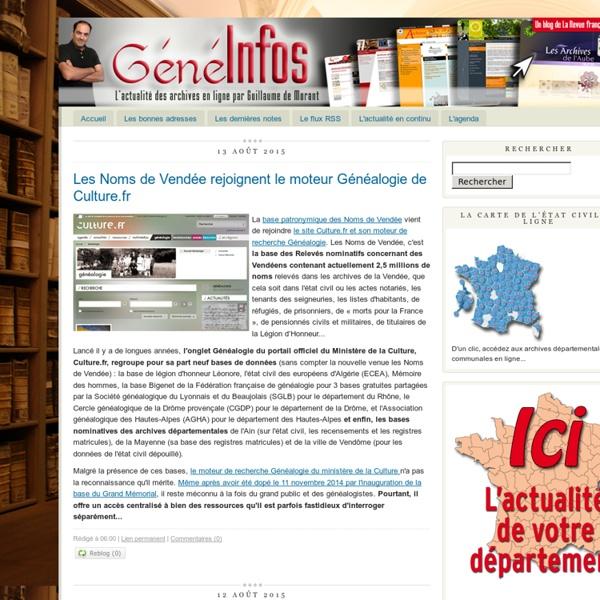 GénéInfos - RFG