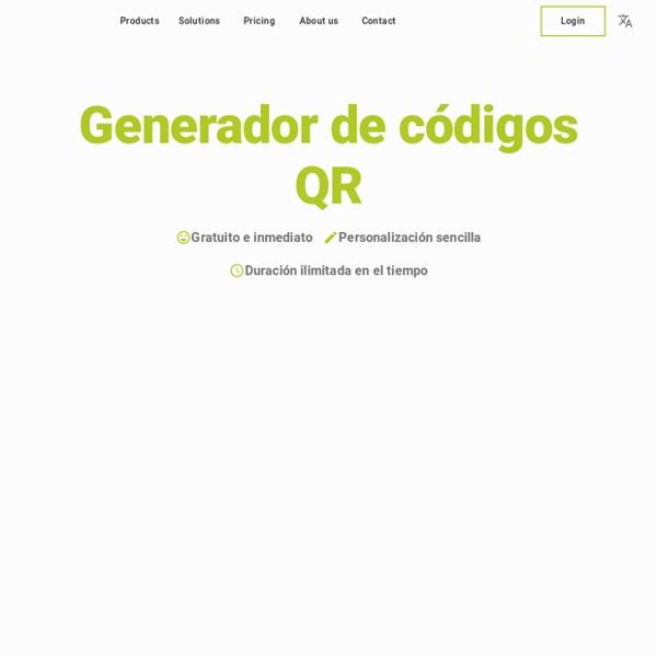 Generador de códigos QR diseños - Gratuito
