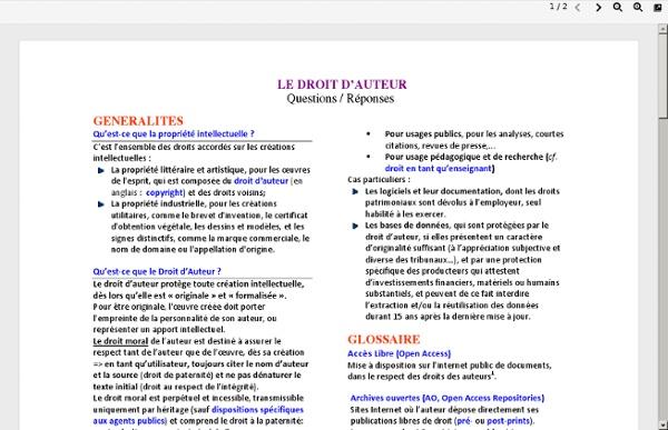 Microsoft Word - Droit_auteur_generalites_19072011.doc - fiche-pratique-droit-auteur-generalites-octobre2011.pdf
