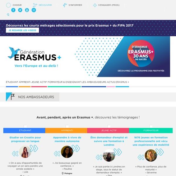Génération Erasmus +