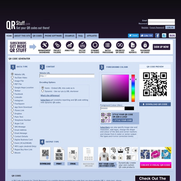 Qr code generator qr stuff free online qr code creator and encoder qr code generator qr stuff free online qr code creator and encoder for t shirts business cards stickers colourmoves