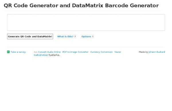 INVX - QR Generator only