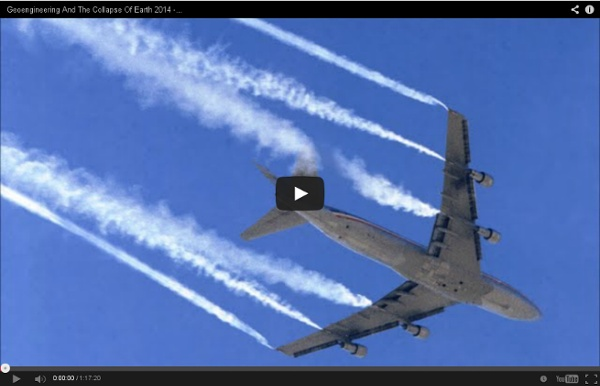 Geoengineering And The Collapse Of Earth 2014 - THIS MUST BE SHARED!