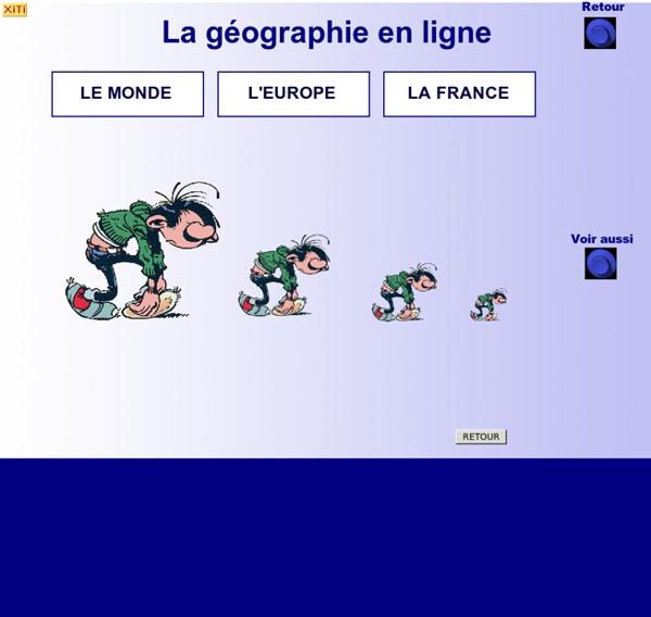 Geographie en ligne cycle iii pearltrees - Tableau noir en ligne ...