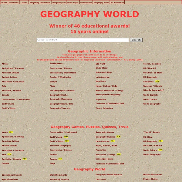 Geography World