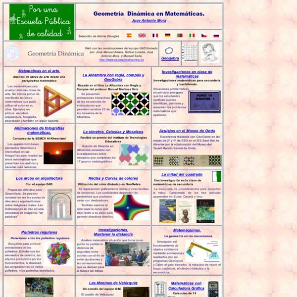 Geometría con Cabri II