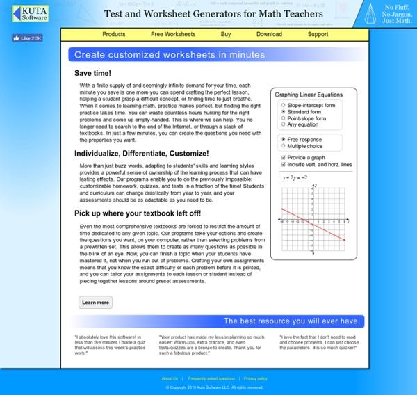 Number Names Worksheets geometry 1 worksheets : Create Custom Pre-Algebra, Algebra 1, Algebra 2, and Geometry ...