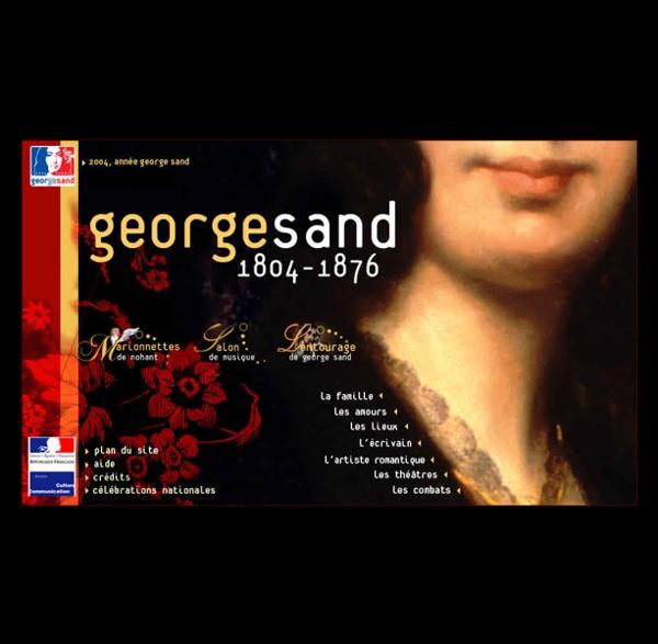 George Sand 1804 - 1876