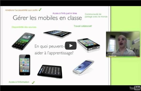 Gérer les mobiles en classe