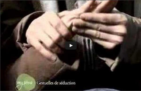 Gestuelles de Séduction