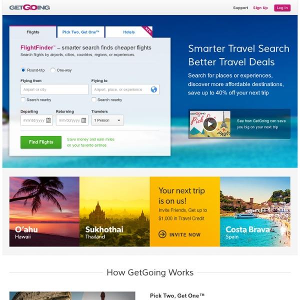Cheap tickets international travel deals