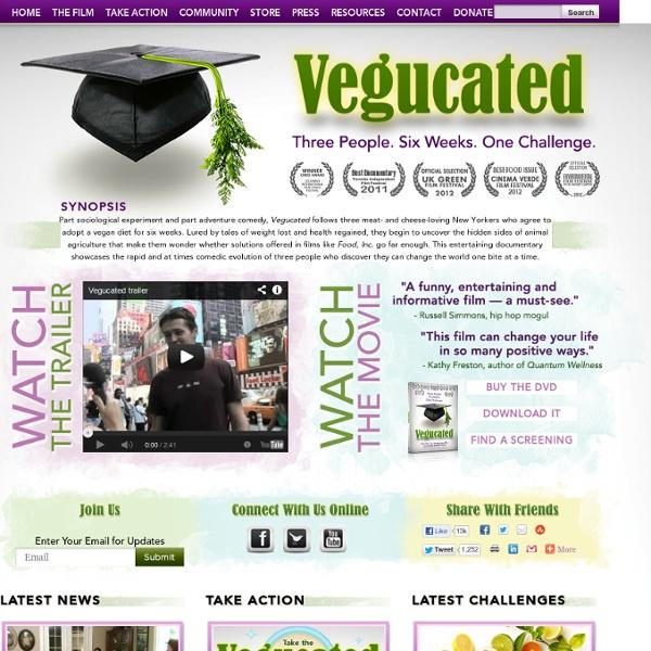 Getvegucated.com