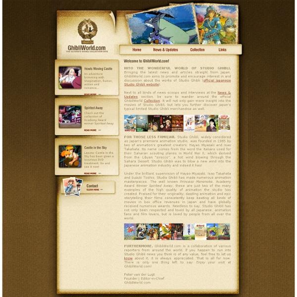 GhibliWorld