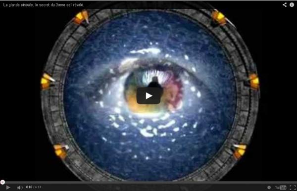 La glande pinéale, le secret du 3eme oeil révélé.
