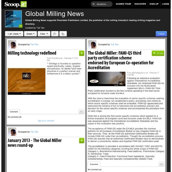 Global Milling News