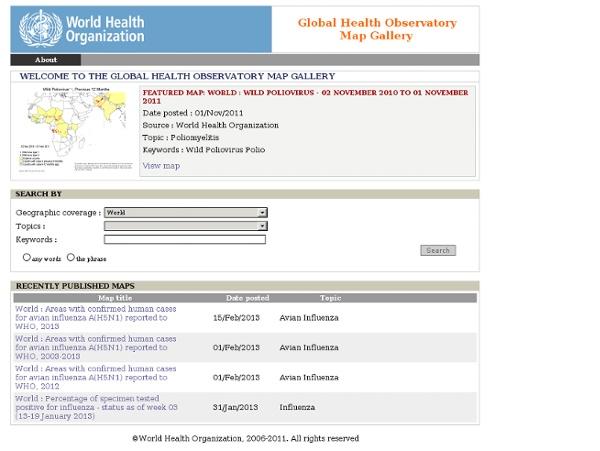 Global Health Observatory