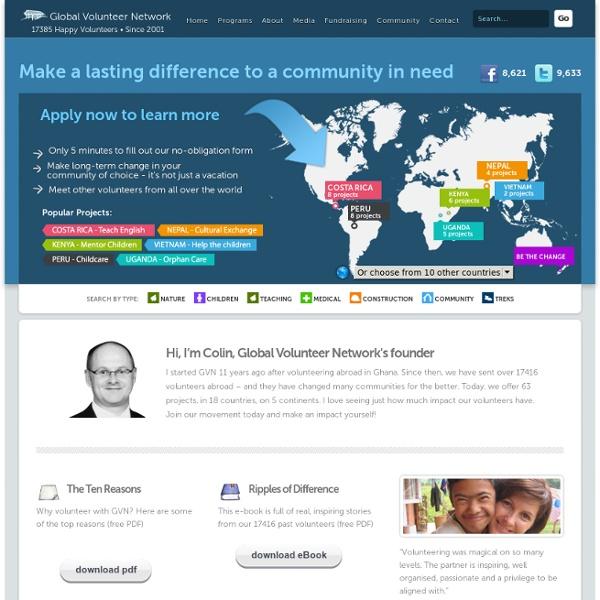 Global Volunteer Network