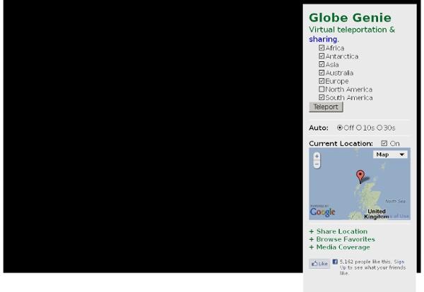 Globe Genie - Joe McMichael