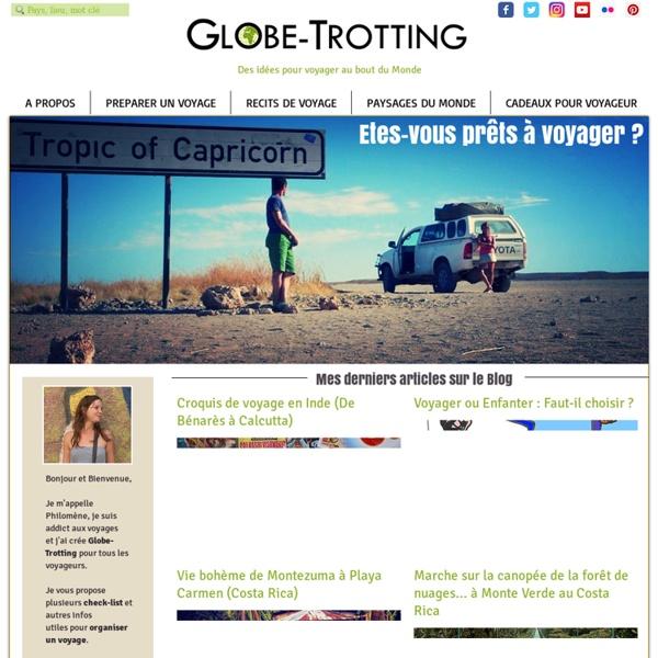 Globe Trotting, Partez en voyage au bout du Monde